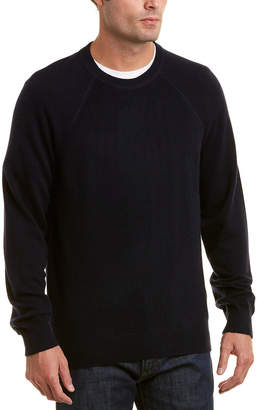 Vince Wool & Cashmere-Blend Crewneck Sweater