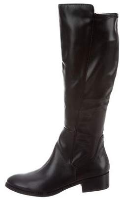 Donald J Pliner Leather Knee-High Boots w/ Tags