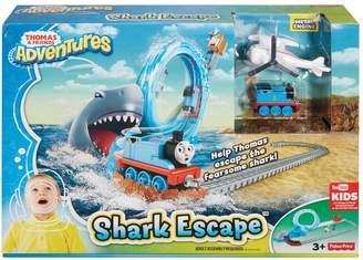 Thomas Laboratories The Tank Engine Adventures Shark Escape