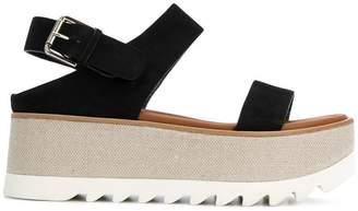 Premiata platform open-toe sandals