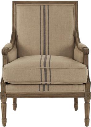 Zentique Louis Club Chair