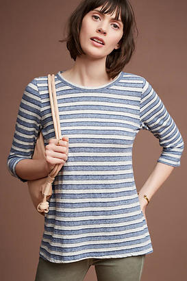 Sol Angeles Striped Scoop-Back Tunic $98 thestylecure.com