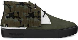 Swear Maltby mid-top sneakers
