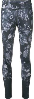 Nike floral printed leggings