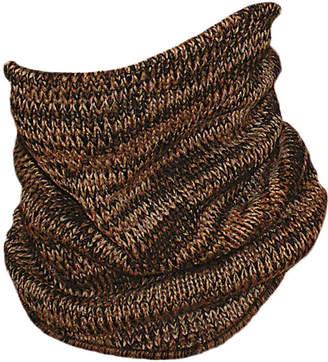 Asstd National Brand QuietWear Knit Brown Camo Neck Gaiter
