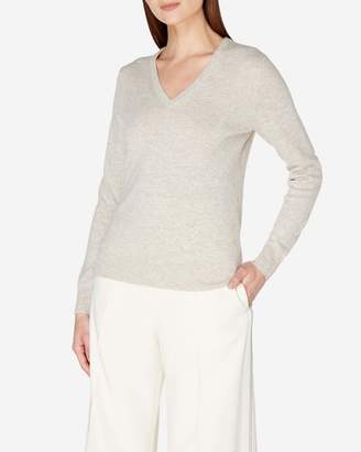 N.Peal V Neck Cashmere Sweater