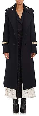 Mayle Maison Women's Wool-Blend Double-Breasted Coat