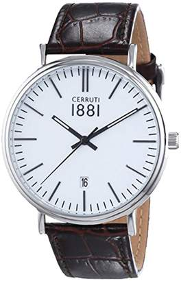 Cerruti FABRIANO Men's watches CRA111SN01BR