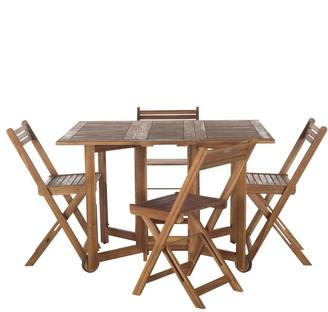 Safavieh 5-piece Arvin Outdoor Table Set
