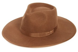 Brixton 'Homestead' Wool Fedora $88 thestylecure.com