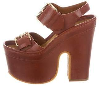 Stella McCartney 2017 Platform Sandals
