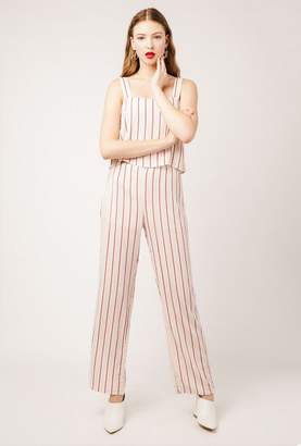 Azalea Striped Flare Pants