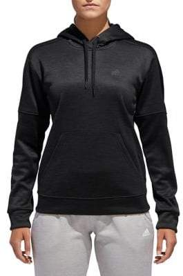 adidas Sport Performance Team Issue Pullover Hoodie