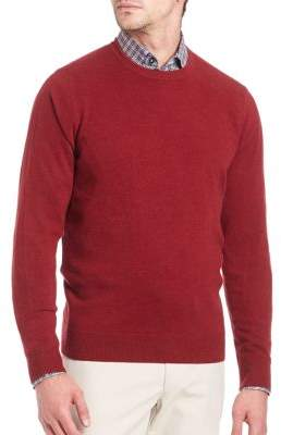 Saks Fifth Avenue COLLECTION Cashmere Long Sleeve Sweater