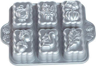 Nordicware Harvest 5-Cup Mini Loaf Pan