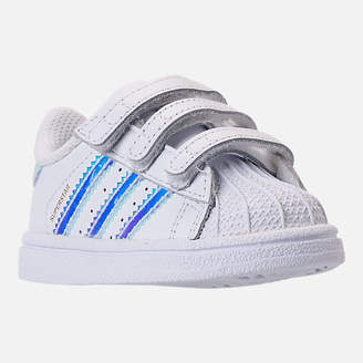 adidas Girls' Toddler Superstar Casual Shoes