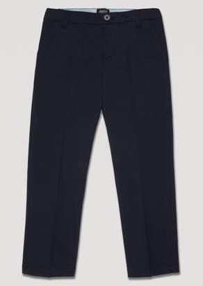 Armani Junior Stretch Cotton Chinos