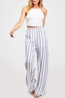 Pretty Little Things Cabana Palazzo Pants