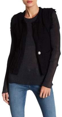IRO Textured Knit Vest
