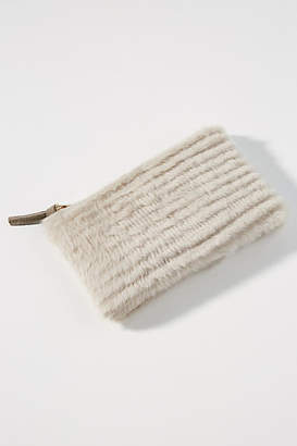 Clare Vivier Textured Wallet Clutch