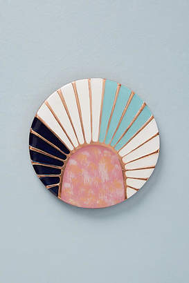 Anthropologie Seaside Sunrise Coaster