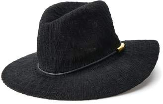 004159d8ada96 Peter Grimm Women s Lando Knit Packable Floppy Fedora