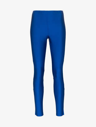Gucci logo side stripe leggings