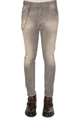 DSQUARED2 Dsquared Skater Fit Jeans Grey