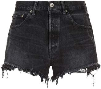 Moussy Vintage Hays Denim Shorts