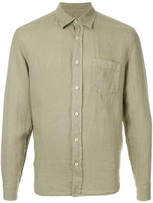 120% Lino long sleeve shirt