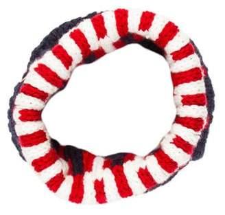 Jonathan Adler Crochet Infinity Scarf