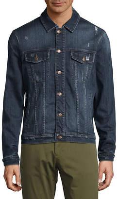 Joe's Jeans Distressed Denim Jacket