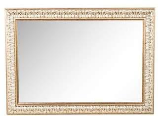 Metallic Wall Mirror