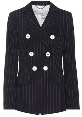 Dorothee Schumacher Classic striped wool blazer