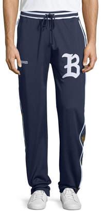 Billionaire Boys Club Men's Logo Warm-Up Track Pants