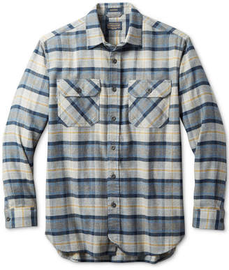 Pendleton Men Super Soft Burnside Flannel Shirt