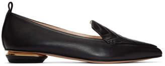 Nicholas Kirkwood Black Beya Slip-On Loafers