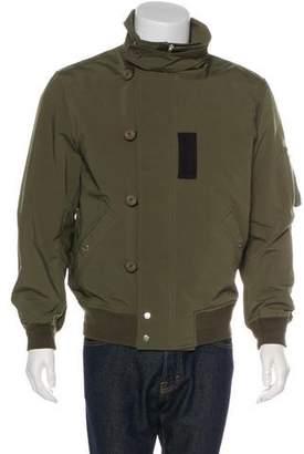 Christian Dior Utility Bomber Jacket