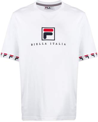 Fila logo detail T-shirt