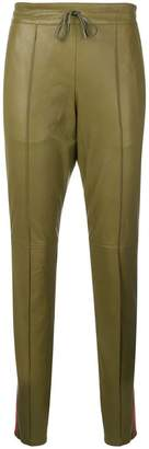 Joseph Matt side-stripe trousers