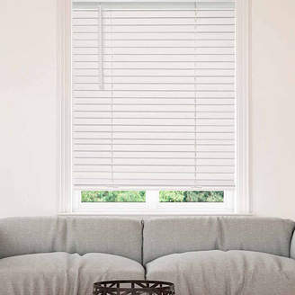JCPenney JCP HOME HomeTM Cut-to-Width 2 Cordless Faux-Wood Horizontal Blinds