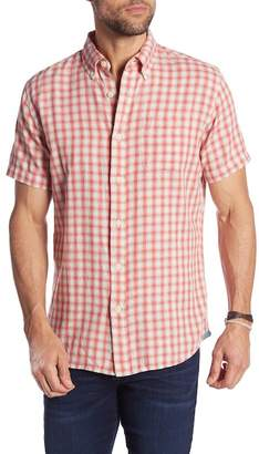 Grayers Grove Mini Check Heather Summer Modern Fit Shirt