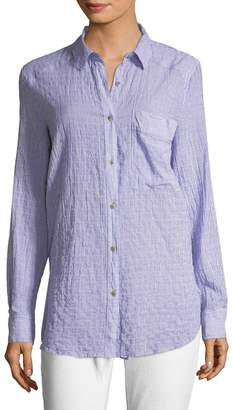 Free People Women's No Limits Stripe Shirt