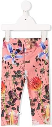 Molo flower print leggings