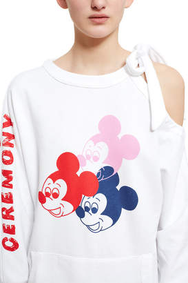 Opening Ceremony Disney® X Mickey Mouse Sweatshirt Dress