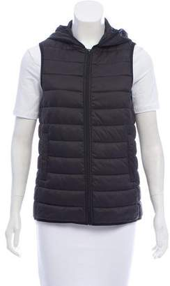 Theory Quilted Bubble Vest