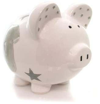 "Child to Cherish 7.75"" All-Star Jersey Piggy Sports Money"
