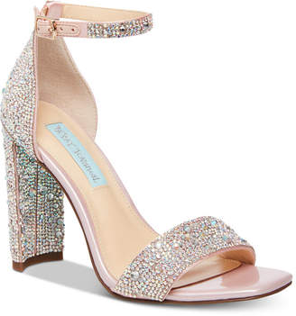 Betsey Johnson Rina Dress Sandals