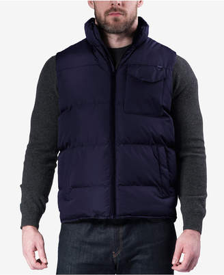Hawke & Co Men's Weather-Resistant Puffer Vest