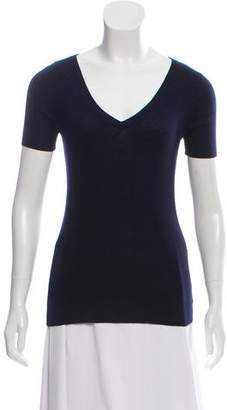 Michael Kors Cashmere Knitted Top